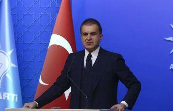 """AK Parti sözcüsü Ömer Çelik açıkladı! """"Hayatın akışını felç etmeden tedbirler alındı"""""""