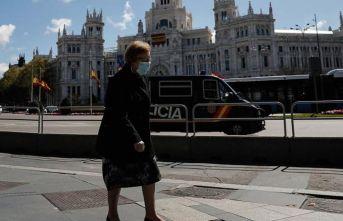 İspanya'da koronavirüsten ölenlerin sayısı artıyor