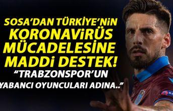 Kaptan Sosa açıkladı! Trabzonspor'un yabancı...