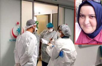 Koronavirüsten ölen annenin karnından erken doğumla alınan bebekten acı haber