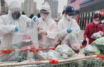 Koronavirüsün başladığı Wuhan'da ikinci...