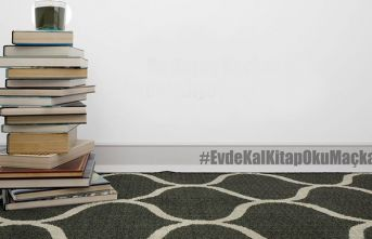 Trabzon'da belediye başkanından örnek kampanya: Evde kal kitap bizden