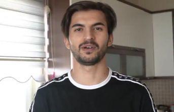 Trabzonsporlu futbolcu mutfağa girdi! Bakın menüde...