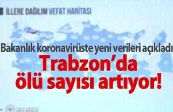 Hangi ilde kaç kişi koronavirüsten öldü? Trabzon'da...