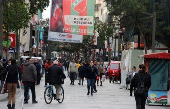 """İzmir'de """"Evde kal"""" uyarısına uyulmadı!"""