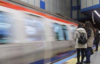 Metro istasyonlarına termal kamera yerleştiriliyor!