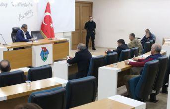 Giresun'da mevsimlik işçiler için toplantı yapıldı