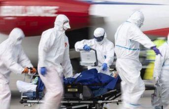 İngiltere'de bir günde 621 ölüm