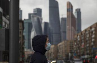 Koronavirüs Rusya'ya Çin'den gelmedi