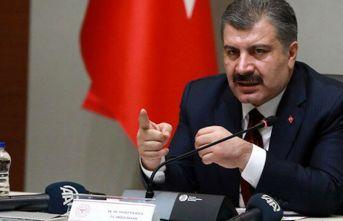 Sağlık Bakanı Koca'dan İl Müdürlüklerine koronavirüs talimatı