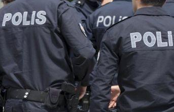 Trabzon'da park halindeki araçlara dokununca polis alarma geçti