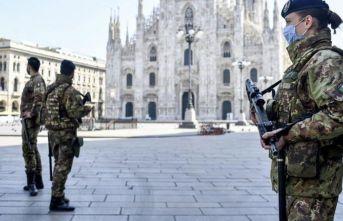 Can kaybı sayılarının azaldığı İtalya ikinci aşamaya hazırlanıyor!