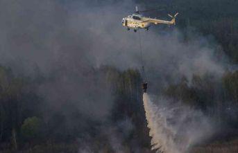 Çernobil'de yeni tehlike! Radyasyon 16 kat arttı