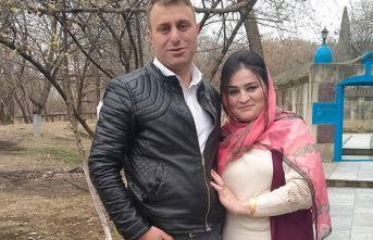 Gelinle Azerbaycan'da mahsur kaldılar