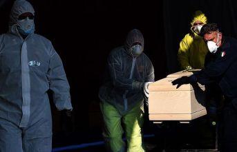 Koronavirüsten ölümler 70 bini aştı