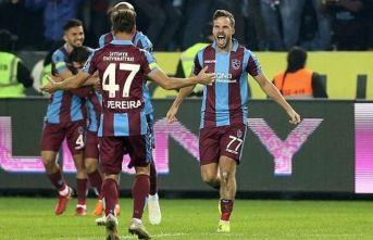 Trabzonspor'un bekleri parlıyor