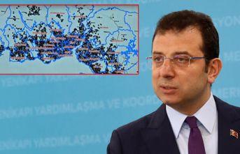 Ekrem imamoğlu en çok koronavirüs vakası görülen ilçeleri açıkladı