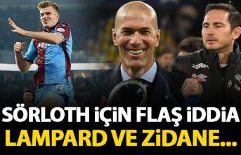 Sörloth için flaş transfer iddiası! Lampard ve...