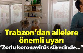 Trabzon'dan önemli uyarı: Sakin kalın