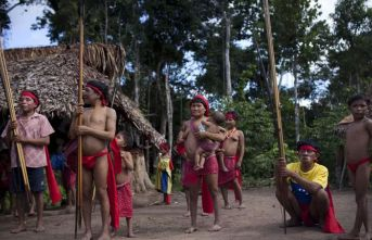 Covid-19 Amazon kabilesine de sıçradı!