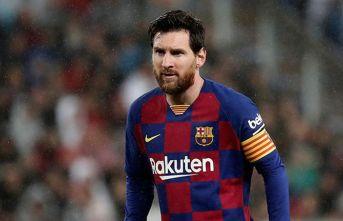 Messi transfer iddialarına cevap verdi