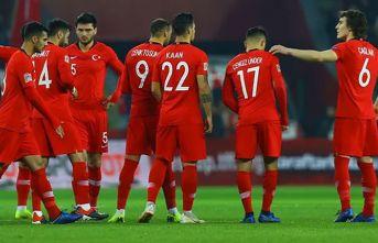 Milli takım sıralaması açıklandı! Türkiye...