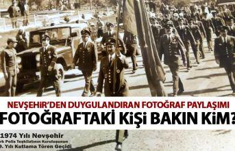 Nevşehir'den gelen paylaşım Trabzon İl emniyet...