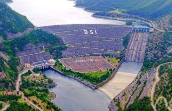Samsun'un barajlarında son durum