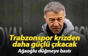 Trabzonspor koronavirüs krizinden daha güçlü çıkacak