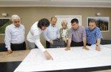 Arsin'de doğalgaz çalışmaları