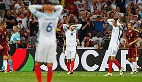 İngiltere'ye son dakikada şok
