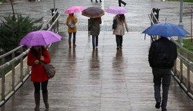 Karadeniz'e yağış uyarısı