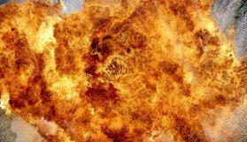 Dernek Başkanı'nın evine bombalı saldırı