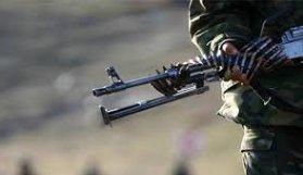 Bingöl'de terör örgütü PKK ile  çatışma