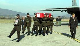 Şemdinli şehidinin cenazesi Zonguldak'ta