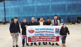Trabzonspor sevgisi bambaşka