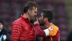 Sabri Sarıoğlu'ndan rakip takımın hocasına tehdit!