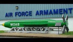 ABD Afganistan'ı 'en büyük bombayla' vurdu!