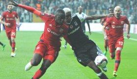 Beşiktaş penaltıda veda etti!