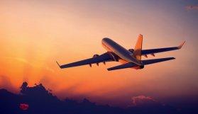 Uçakta fıkra gibi kavga: İn ulan aşağı!