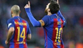 Barcelona yine gol şov yaptı