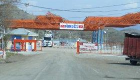 Gürcistan sınır kapısı radyasyondan kapandı