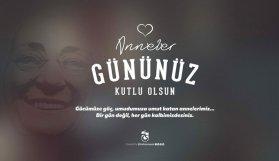 Trabzonspor'dan Anneler günü kutlaması
