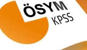 2017 KPSS sınavı ne zaman açıklanacak