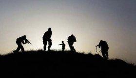 PKK Bölge sorumlusu teslim oldu