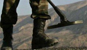 Hain Tuzak: 1 Asker yaralı