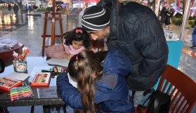 Trabzonlu çocuklardan Afrin'deki Türk askerlerine mektup