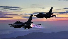 Kuzey Irak'a hava harekatı: 49 terörist