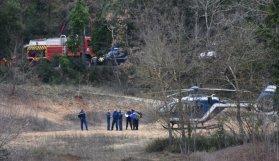 Askeri helikopterler çarpıştı