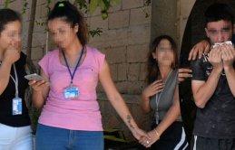 Bakanlık görevlisini taciz edeni, linç edilmekten polis kurtardı